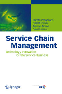 Dorne, Raphael - Service Chain Management, ebook