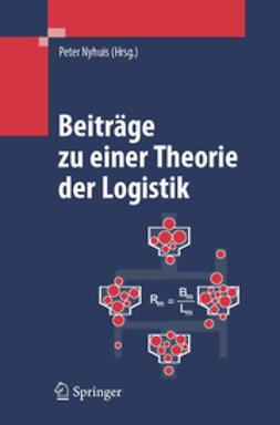 Nyhuis, Peter - Beiträge zu einer Theorie der Logistik, e-kirja