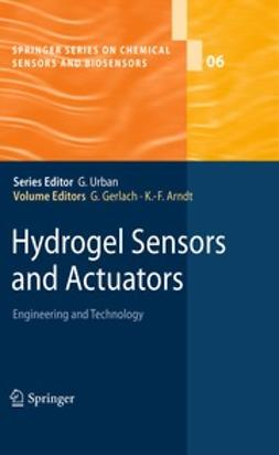 Gerlach, Gerald - Hydrogel Sensors and Actuators, ebook