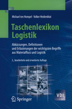 Heidenblut, Volker - Taschenlexikon Logistik, e-kirja