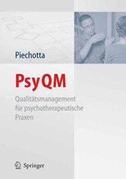 Piechotta, Beatrice - PsyQM, ebook