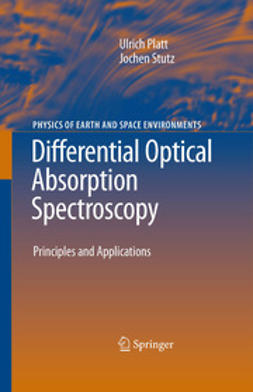 Platt, Ulrich - Differential Optical Absorption Spectroscopy, ebook