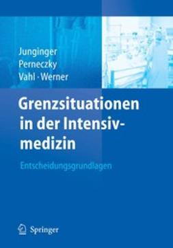 Junginger, Theodor - Grenzsituationen in der Intensivmedizin, ebook
