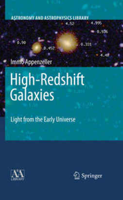 Appenzeller, Immo - High-Redshift Galaxies, ebook