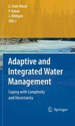 Kabat, Pavel - Adaptive and Integrated Water Management, e-bok