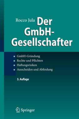 Jula, Rocco - Der GmbH-Gesellschafter, ebook
