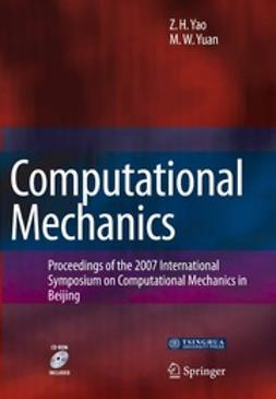 Yao, Z. H. - Computational Mechanics, e-bok
