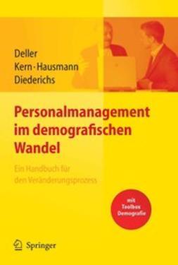 Deller, Jürgen - Personalmanagement im demografischen Wandel, ebook