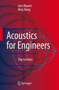 Blauert, Jens - Acoustics for Engineers, e-kirja