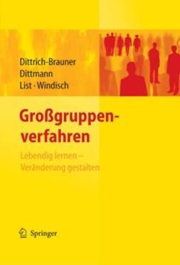 Dittmann, Eberhard - Großgruppenverfahren, ebook