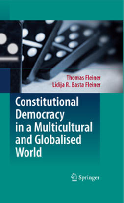 Fleiner, Thomas - Constitutional Democracy in a Multicultural and Globalised World, ebook