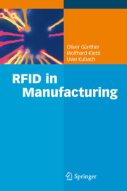 Günther, Oliver P. - RFID in Manufacturing, ebook