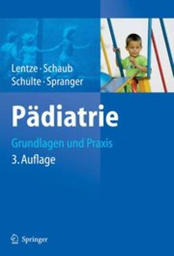 Lentze, Michael J. - Pädiatrie, ebook