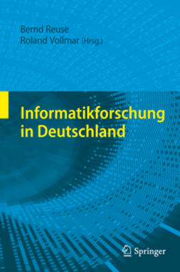 Reuse, Bernd - Informatikforschung in Deutschland, ebook