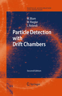 - Particle Detection with Drift Chambers, ebook