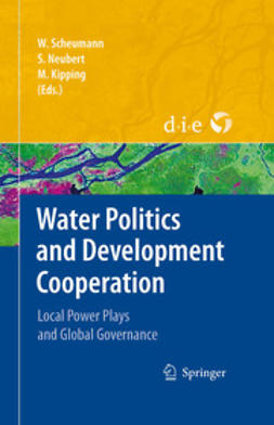 Kipping, Martin - Water Politics and Development Cooperation, ebook