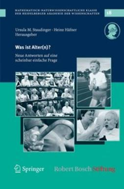 Häfner, Heinz - Was ist Alter(n)?, ebook
