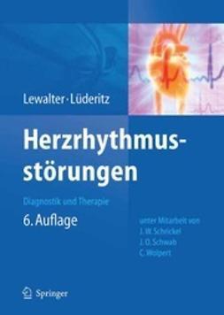 Lüderitz, Berndt - Herzrhythmusstörungen, ebook