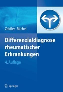 Zeidler, Henning - Differenzialdiagnose rheumatischer Erkrankungen, ebook