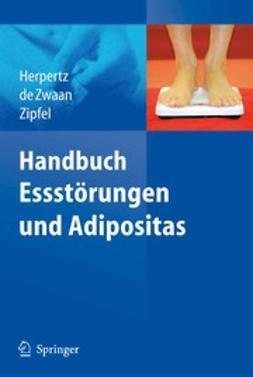Herpertz, Stephan - Handbuch Essstörungen und Adipositas, e-bok