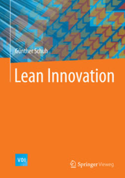 Schuh, Günther - Lean Innovation, ebook