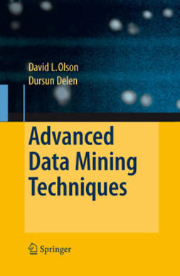 Delen, Dursun - Advanced Data Mining Techniques, ebook
