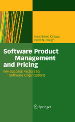Clough, Peter N. - Software Product Management and Pricing, ebook
