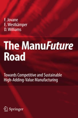 Jovane, Francesco - The ManuFuture Road, ebook