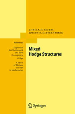 Peters, Chris A.M. - Mixed Hodge Structures, ebook