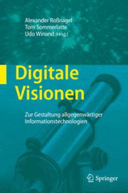 Roßnagel, Alexander - Digitale Visionen, ebook