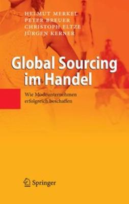Breuer, Peter - Global Sourcing im Handel, ebook