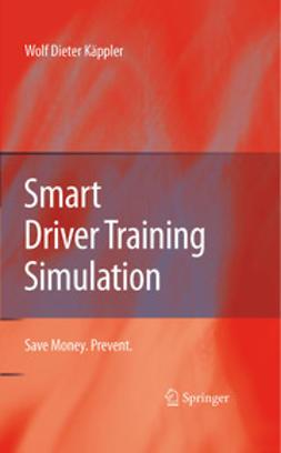 Käppler, Wolf Dieter - Smart Driver Training Simulation, ebook