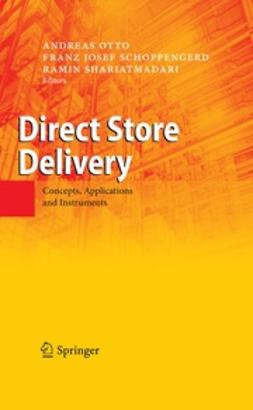 Shariatmadari, Ramin - Direct Store Delivery, ebook