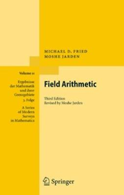 Fried, Michael D. - Field Arithmetic, ebook