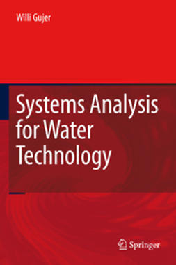 Gujer, Willi - Systems Analysis for Water Technology, ebook