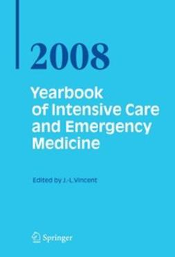 Vincent, Jean-Louis - Yearbook of Intensive Care and Emergency Medicine, ebook