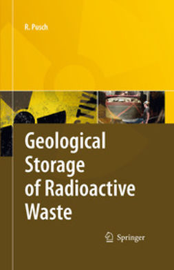 Pusch, Roland - Geological Storage of Highly Radioactive Waste, ebook