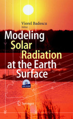 Badescu, Viorel - Modeling Solar Radiation at the Earth's Surface, ebook