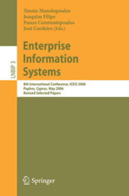 Constantopoulos, Panos - Enterprise Information Systems, ebook