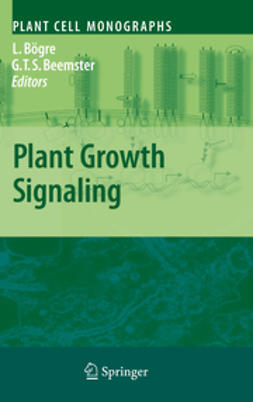 Beemster, Gerrit - Plant Growth Signaling, e-bok