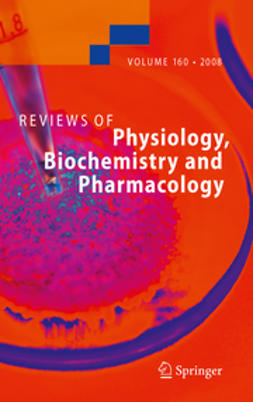 - Reviews of Physiology Biochemistry and Pharmacology, ebook