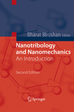 Bhushan, Bharat - Nanotribology and Nanomechanics, ebook
