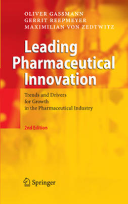 Gassmann, Oliver - Leading Pharmaceutical Innovation, ebook
