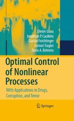 Behrens, Doris A. - Optimal Control of Nonlinear Processes, ebook
