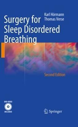 Hörmann, Karl - Surgery for Sleep Disordered Breathing, ebook