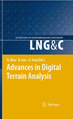 Lees, Brian - Advances in Digital Terrain Analysis, e-bok