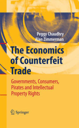 Zimmerman, Alan - The Economics of Counterfeit Trade, ebook