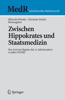 - Zwischen Hippokrates und Staatsmedizin, ebook