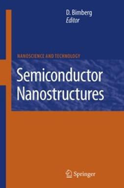 Bimberg, Dieter - Semiconductor Nanostructures, ebook