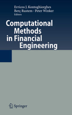 Kontoghiorghes, Erricos J. - Computational Methods in Financial Engineering, ebook